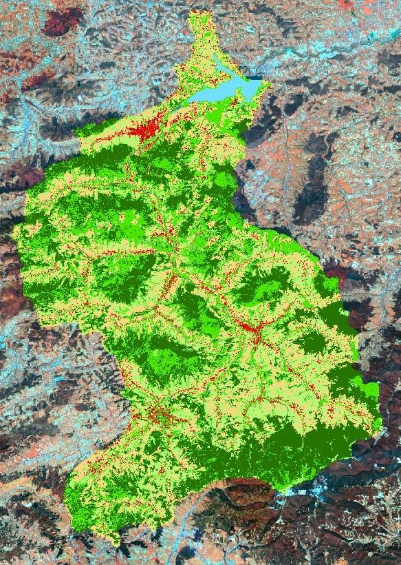 SaLMaR – Zrównoważone użytkowanie zlewni zbiorników wodnych