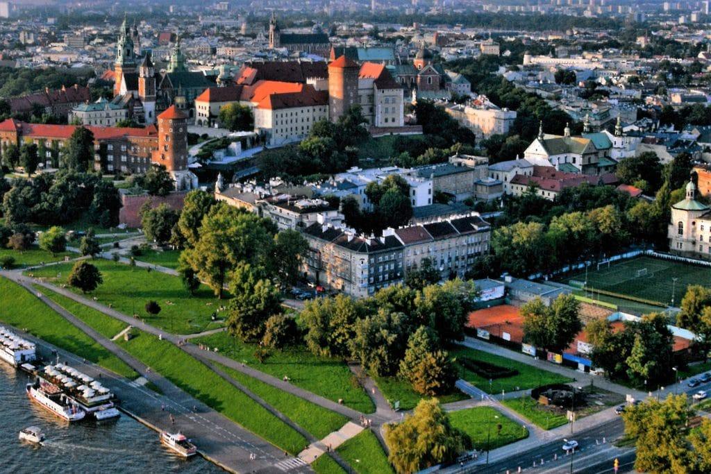 Zintegrowany system monitorowania danych przestrzennych dla poprawy jakości powietrza w Krakowie – MONIT-AIR