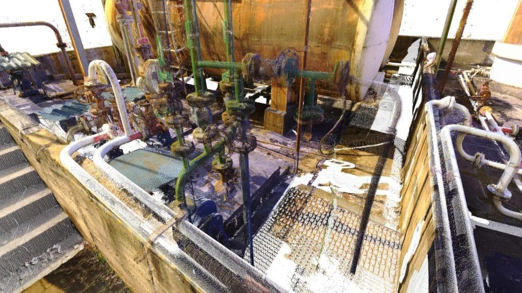 Modelowanie 3D infrastruktury przemysłowej